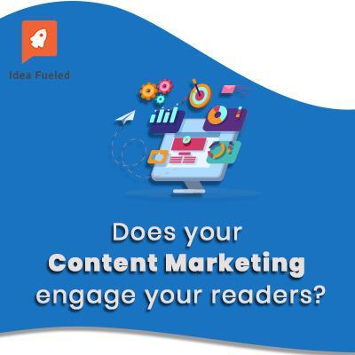 Does Your Content Marketing Strategy Involve Engaging The Users?